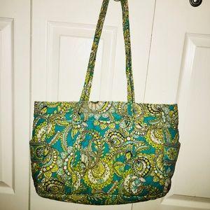 Vera Bradley Tote (Diaper) Bag